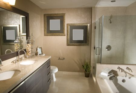 Secrets Of A Cheap Bathroom Remodel Beauteous Bathroom Remodeled Set
