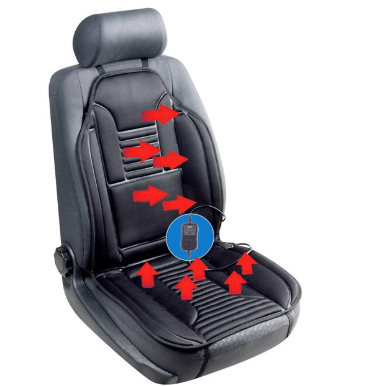 Sojoy International 12V Car Seat