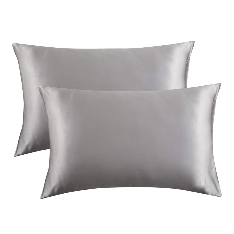 Bedsure Satin Pillowcase