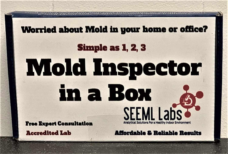 Seeml Labs DIY Mold 3 Test Kit