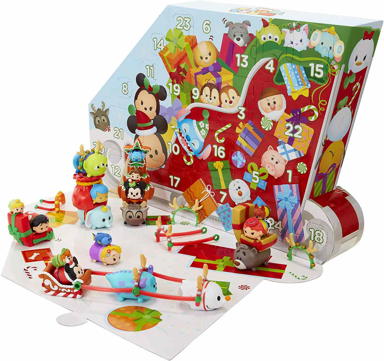 Disney Tsum Tsum Toy Advent Calendar