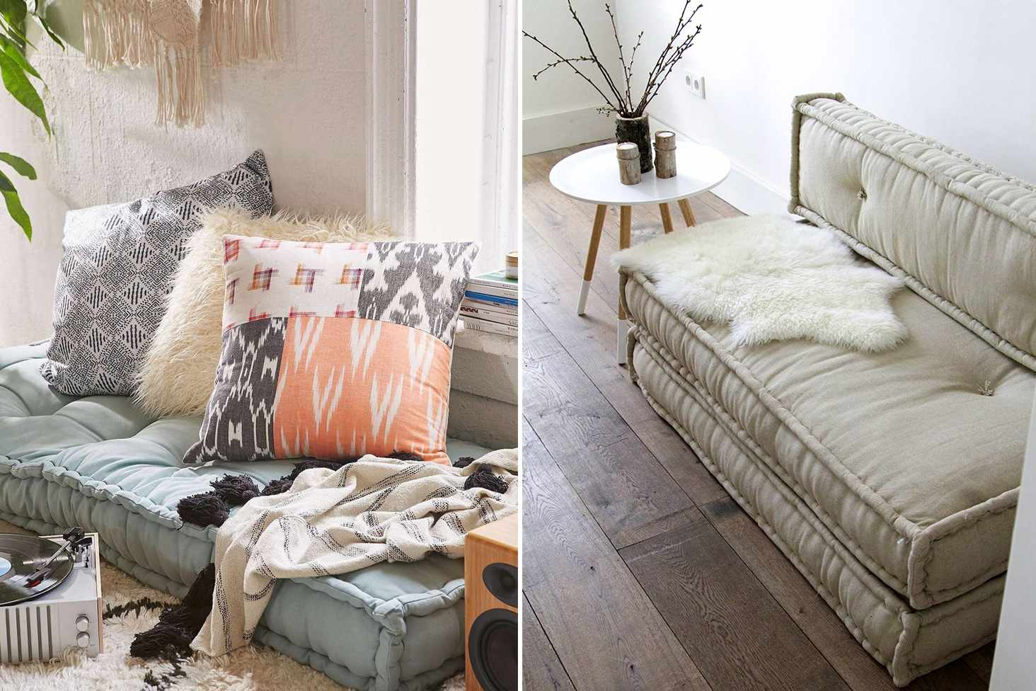 8 Ideas For Portable Floor Beds