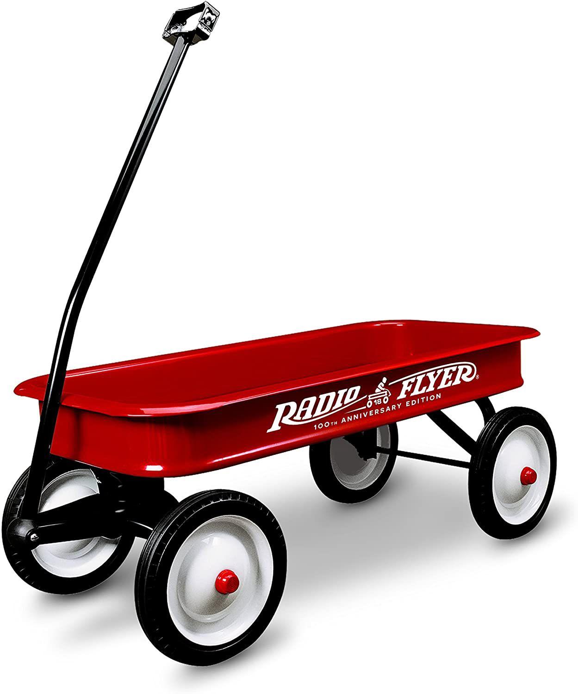 Radio Flyer Classic Red Wagon - 100th Anniversary Edition