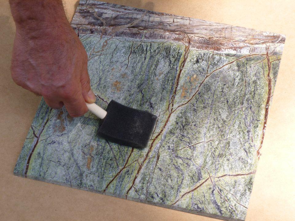 Sealing Flooring Tiles