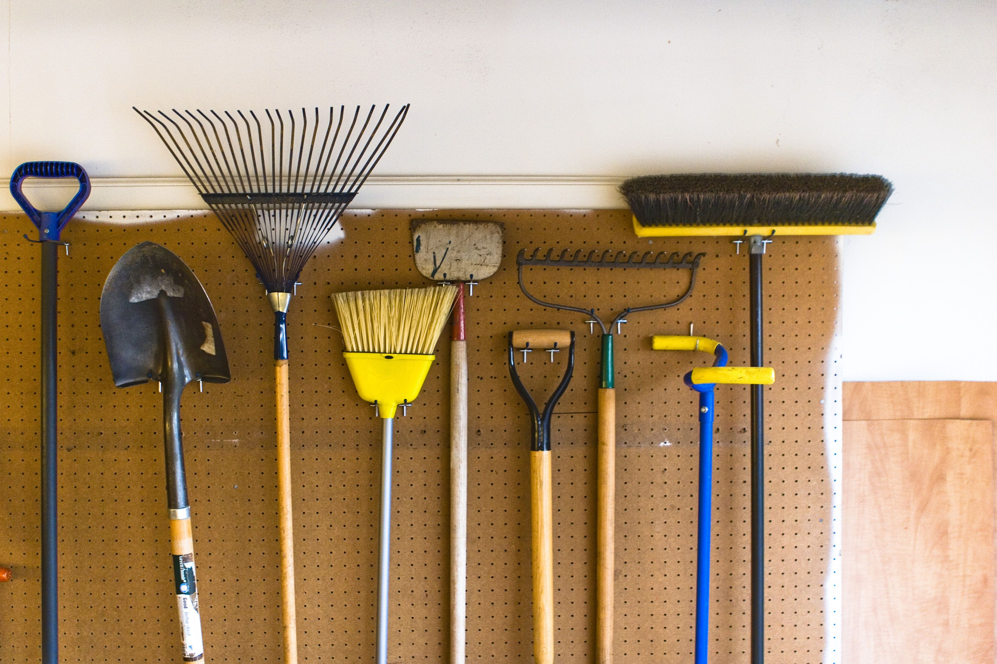 What to Store in the Garage (And What Not To)