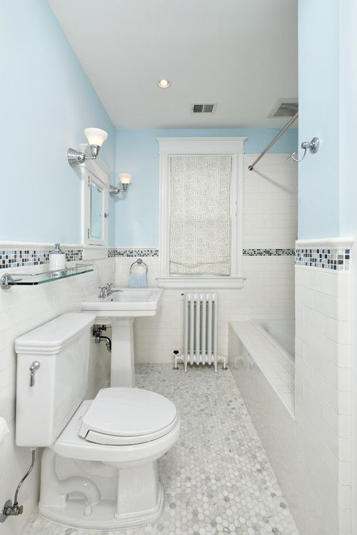 Finest 16 Beautiful Bathrooms With Subway Tile VE07