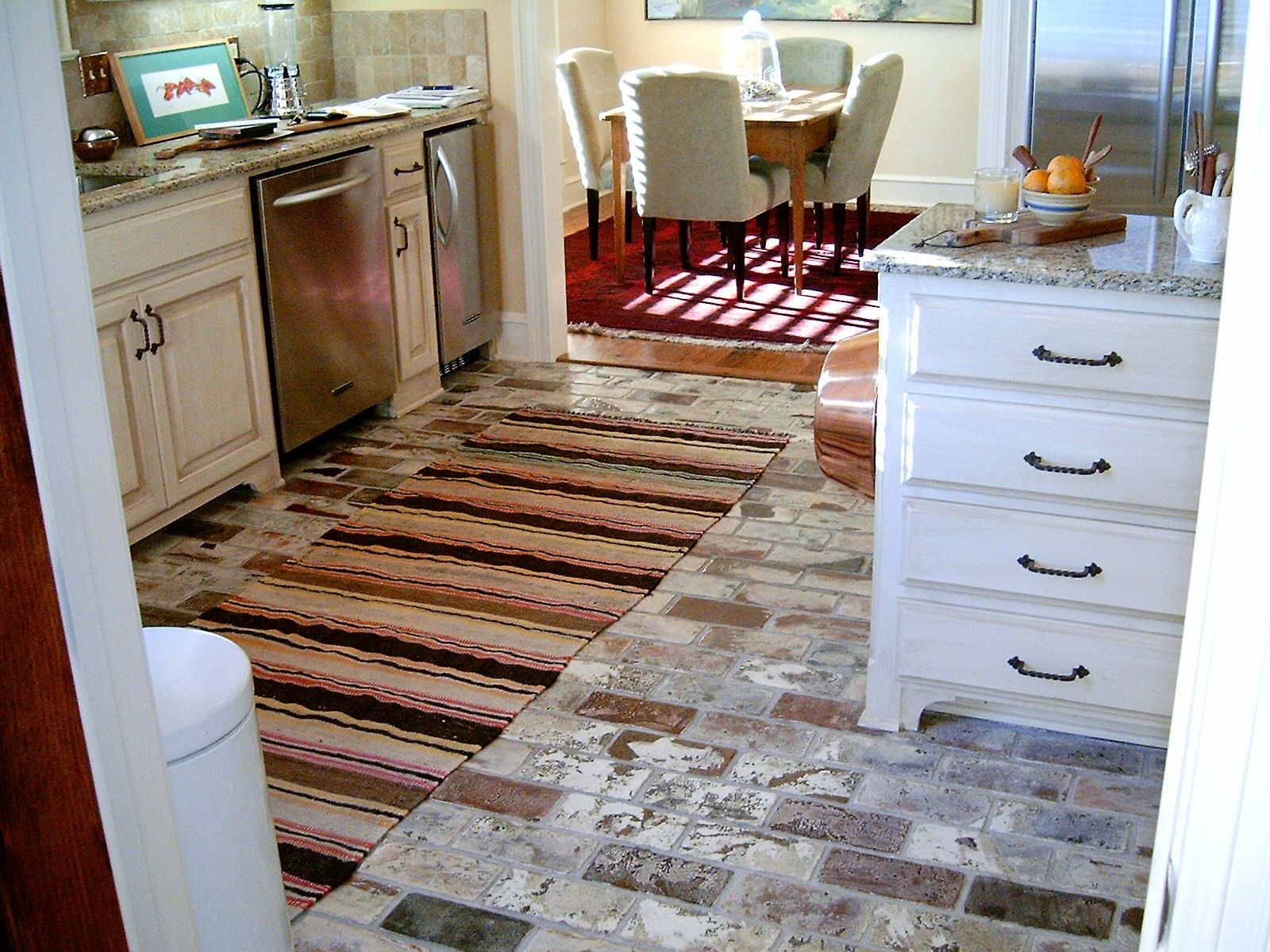 4 Inexpensive Options For Kitchen Flooring Found On Easydoityourselfhomeimprovementscom