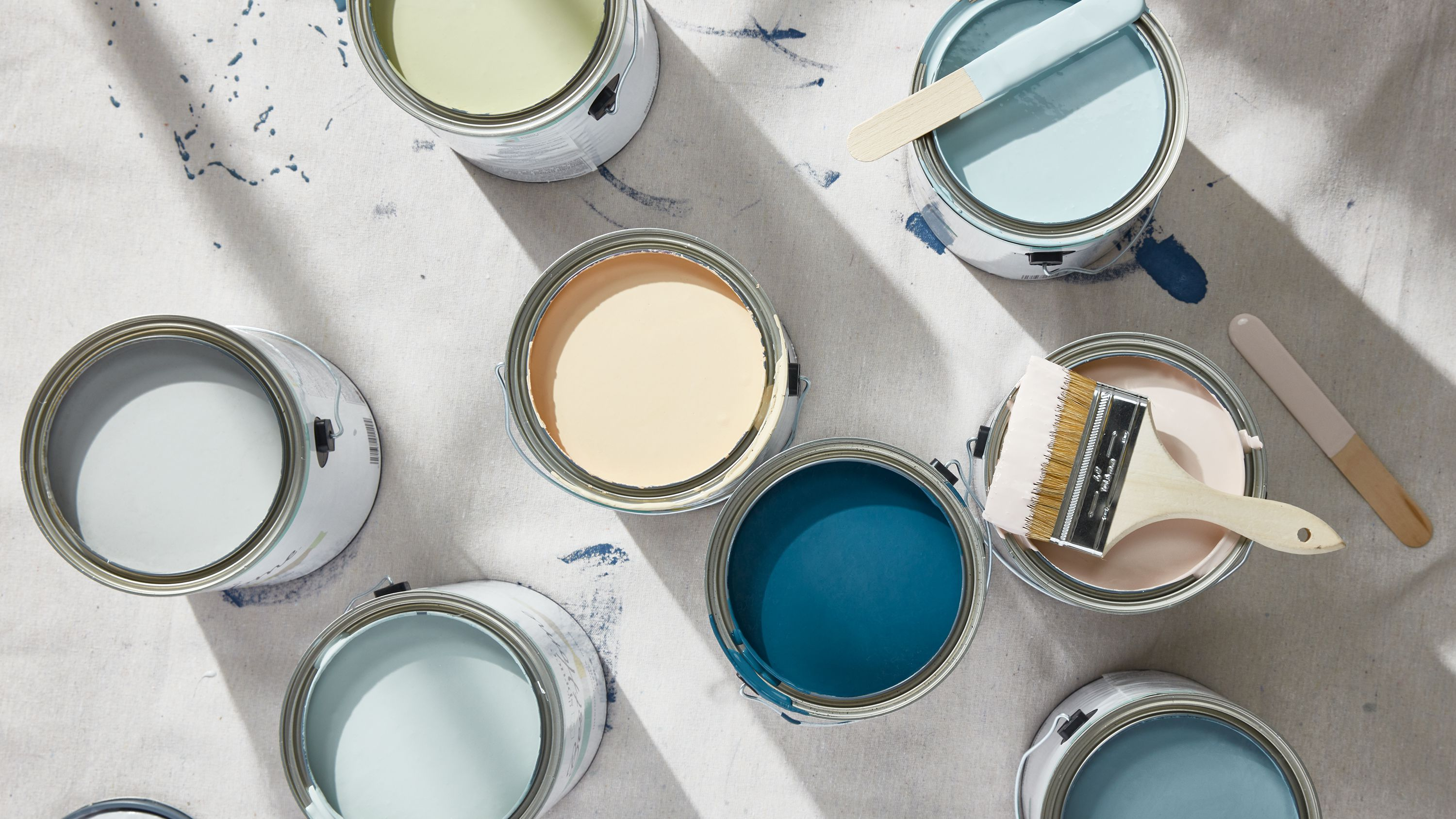 15 Best Beach Inspired Paint Colors