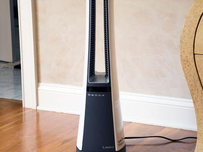 Lasko Bladeless Ceramic Heater with Remote Control