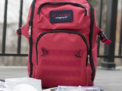 Redfora Complete Earthquake Bag