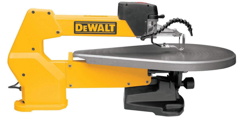 DEWALT DW788 20-Inch Variable-Speed Scroll Saw