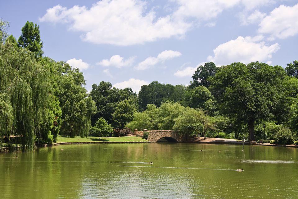 Freedom Park, Charlotte, North Carolina