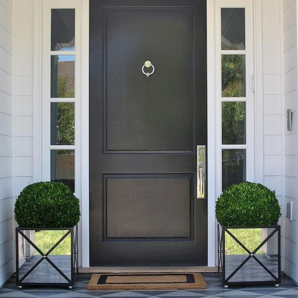 17 Popular Front Door Colors For Houses