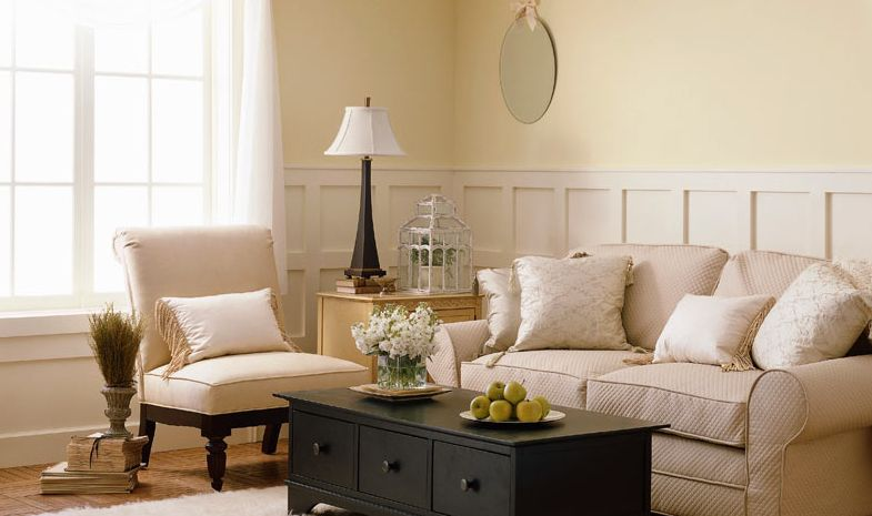appealing neutral paint colors living room | Neutral Colors for the Living Room