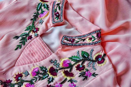 How To Wash And Iron Embroidery On Clothes Accessories