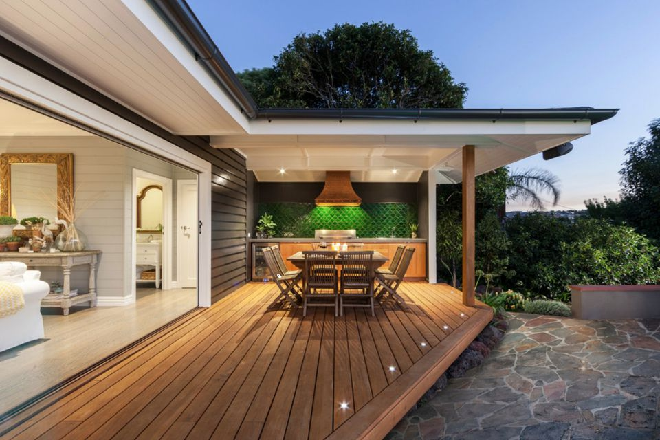 15 deck lighting ideas for every season deck lights aloadofball Images