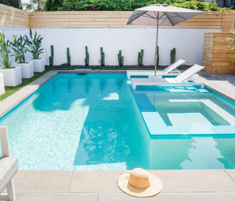 michelle boudreau design pool wall
