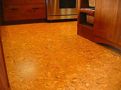 About Cork Flooring