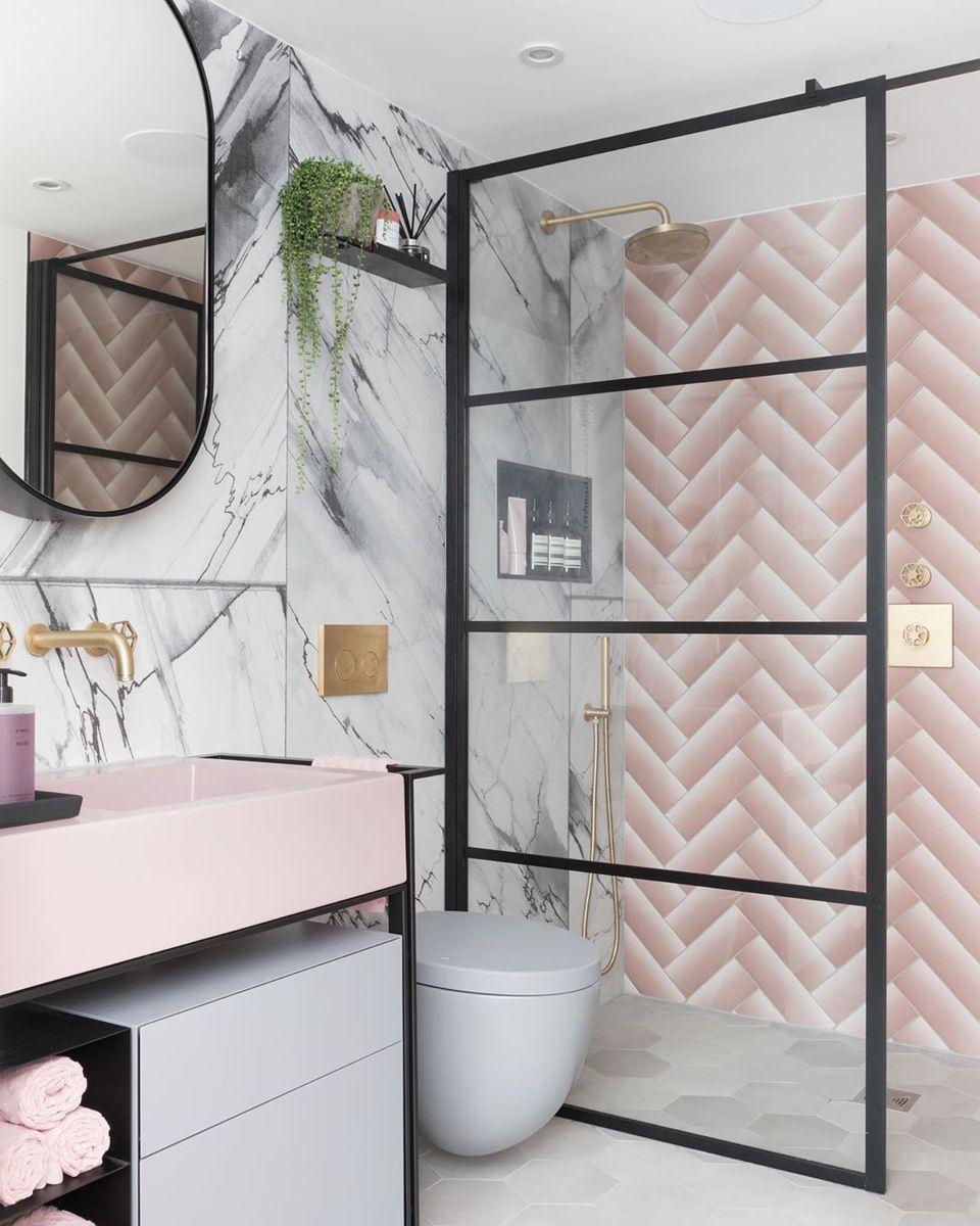 17 Stunning Bathroom Tile Ideas