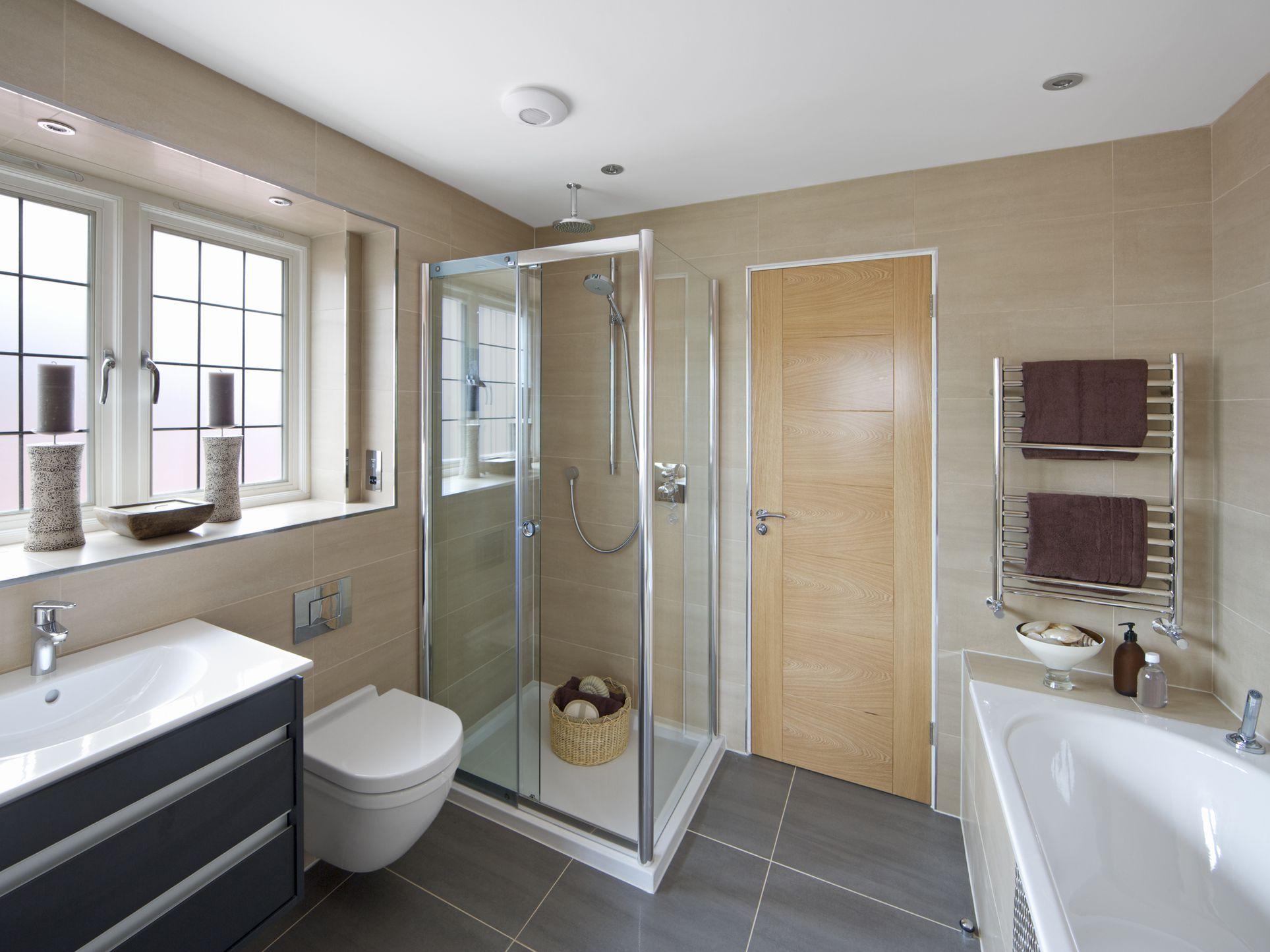What Is A Bypass Shower Door