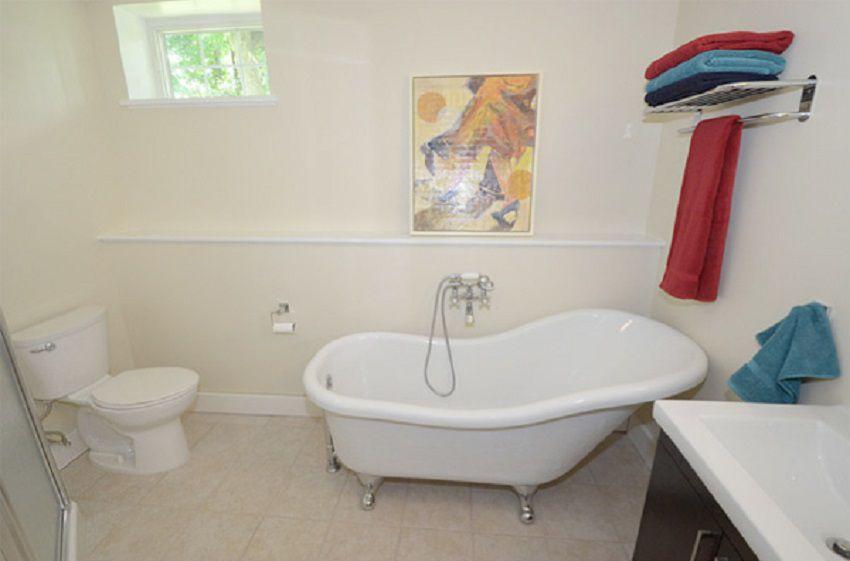 Basement Bathroom Remodel HouseLogic After