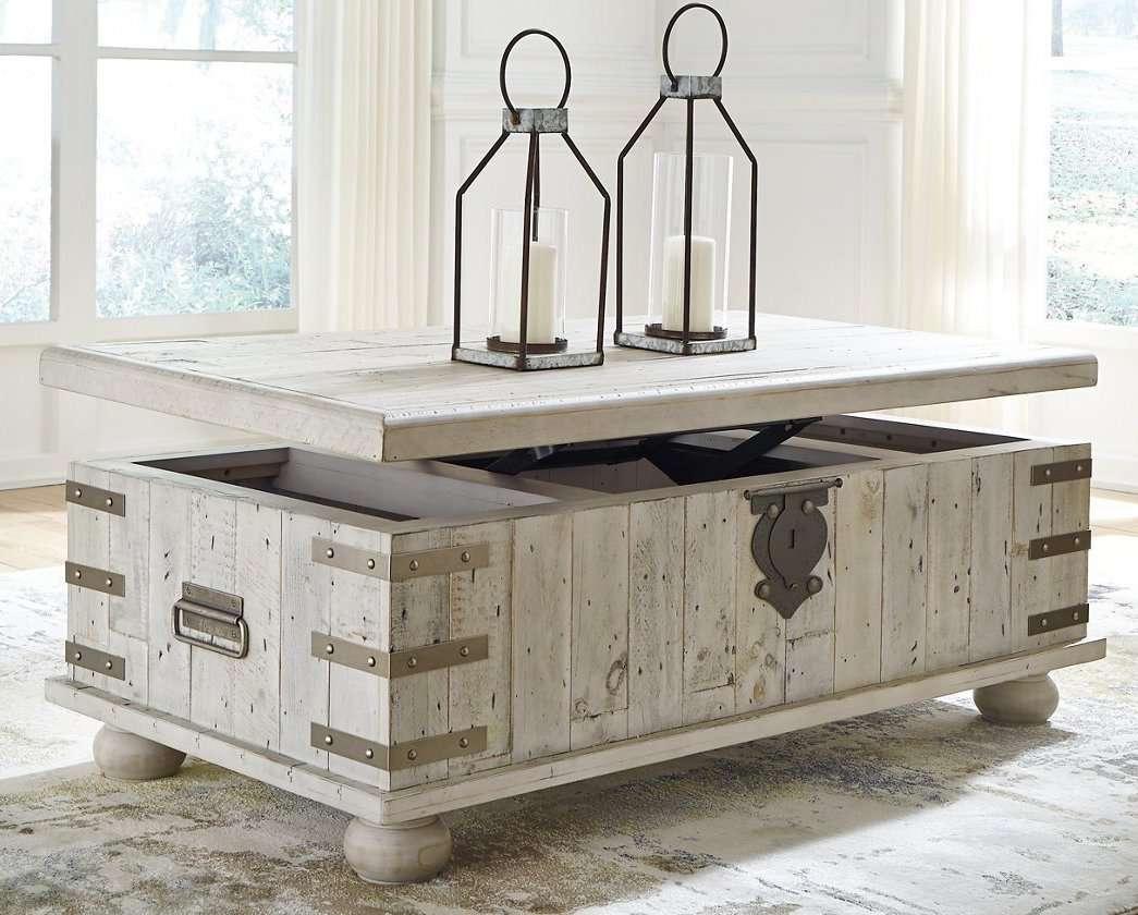 Ashley Furniture Carynhurst Coffee Table