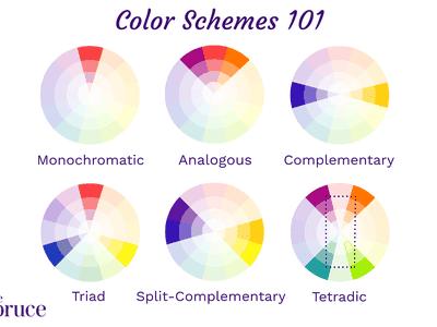 Color Schemes 101