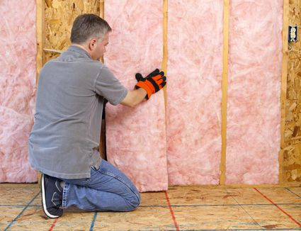 Insulating Garage Floors With Plywood And Rigid Foam