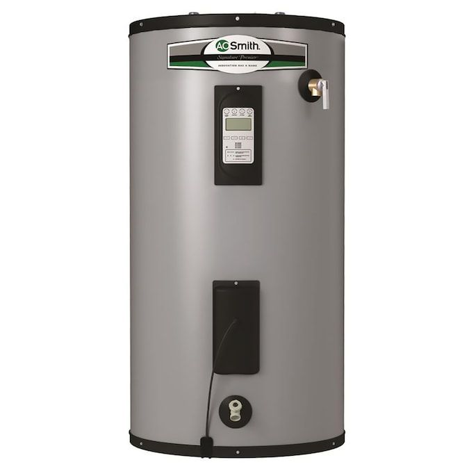 A. O. Smith Signature Premier 50-Gallon Short 12-Year Limited 5500-Watt Double Element Electric Water Heater