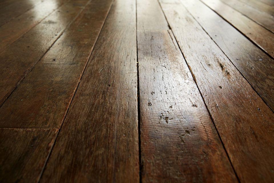 Rustic Grade Hardwood Flooring