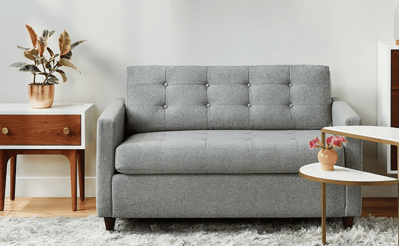 Cool The 8 Best Small Sleeper Sofas Of 2019 Alphanode Cool Chair Designs And Ideas Alphanodeonline