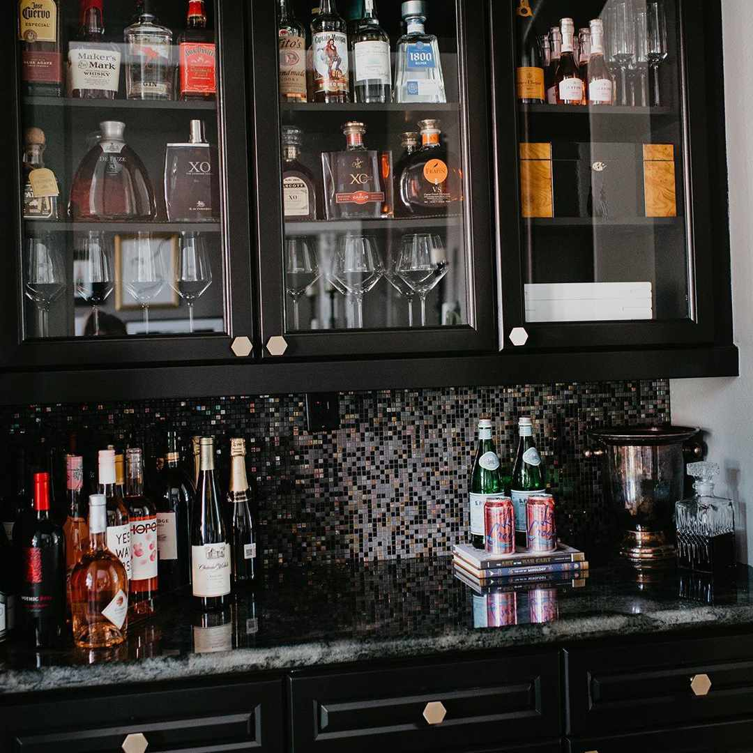 9 Home Bar Ideas