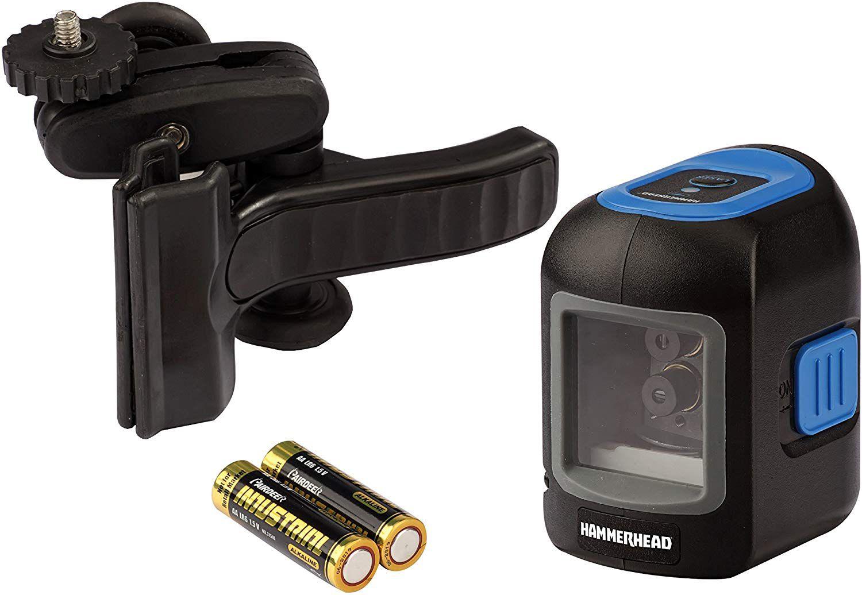 Hammerhead Compact Self-Leveling Cross Line Laser