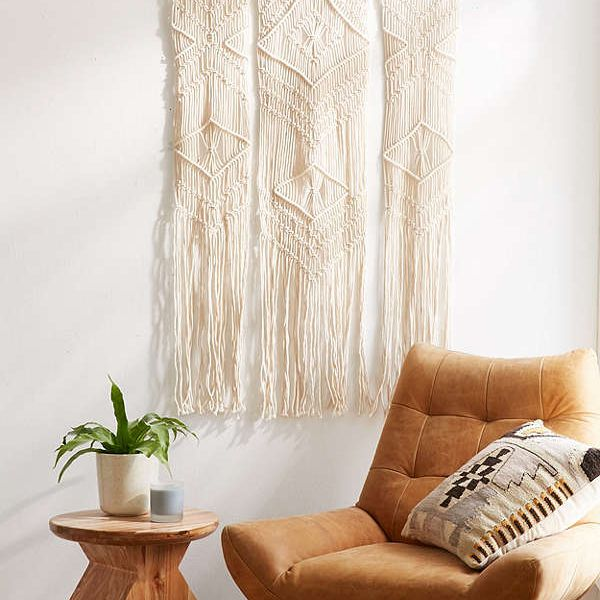 macrame wall hanging urban outfitters