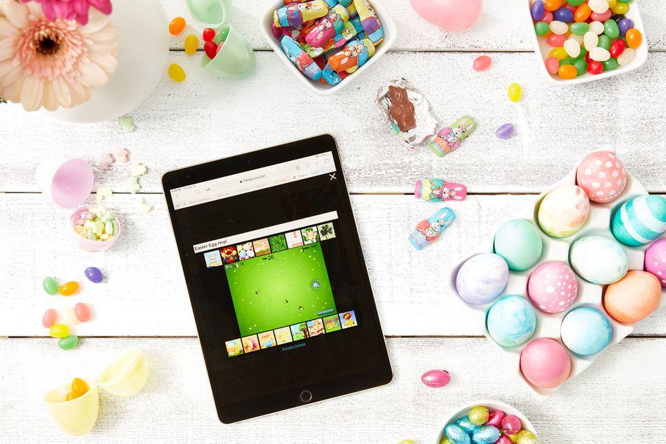Online Easter game