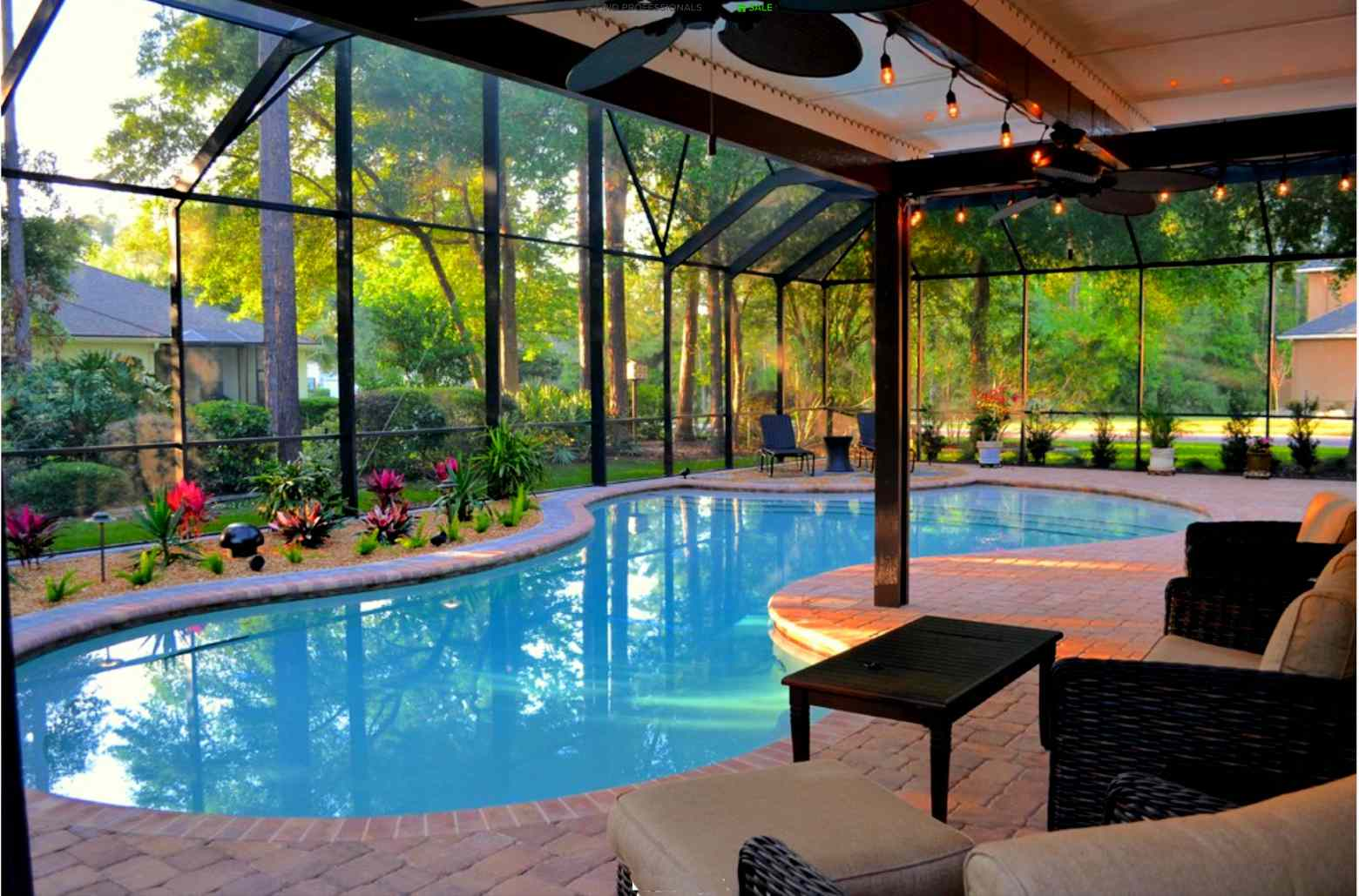 20 Beautiful Indoor Swimming Pool Designs