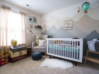 Tristan S Woodland Adventure A Fresh Take On Nurseries Nursery Ideas