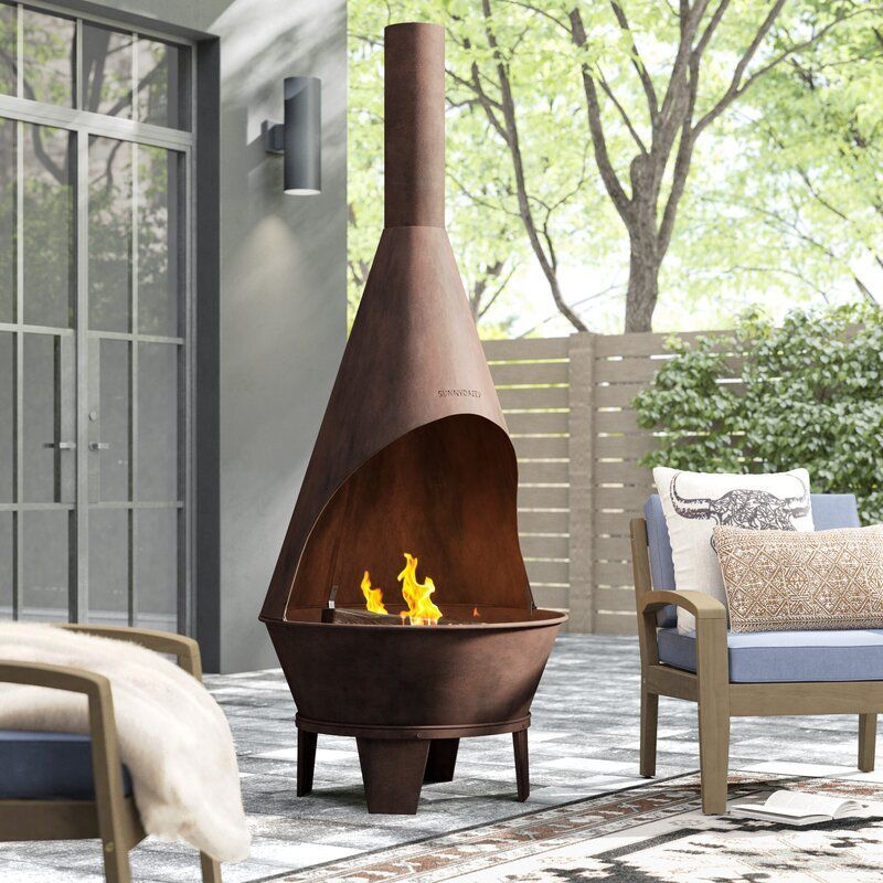 The 8 Best Chimineas Of 2021