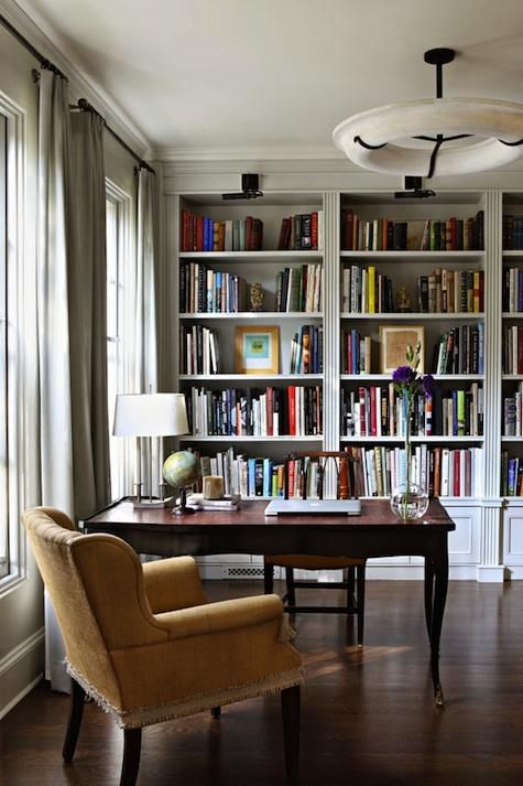 home office library. Home Office Library I