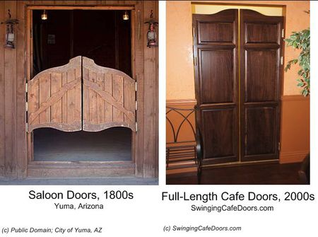 Cafe Doors Defining E Easy Installation