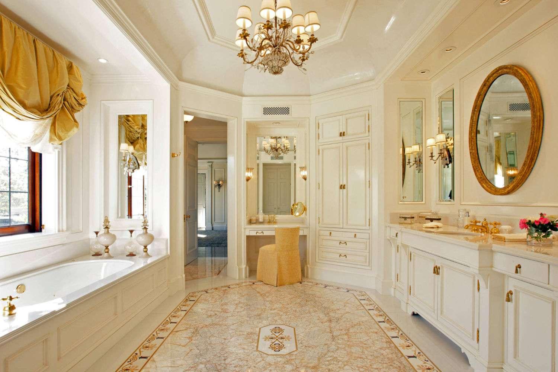 baño de lujo