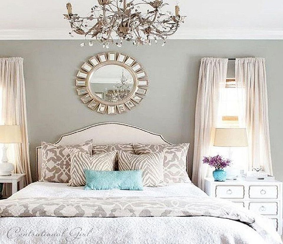 8 Shades Of Gray For Your Bedroom Walls