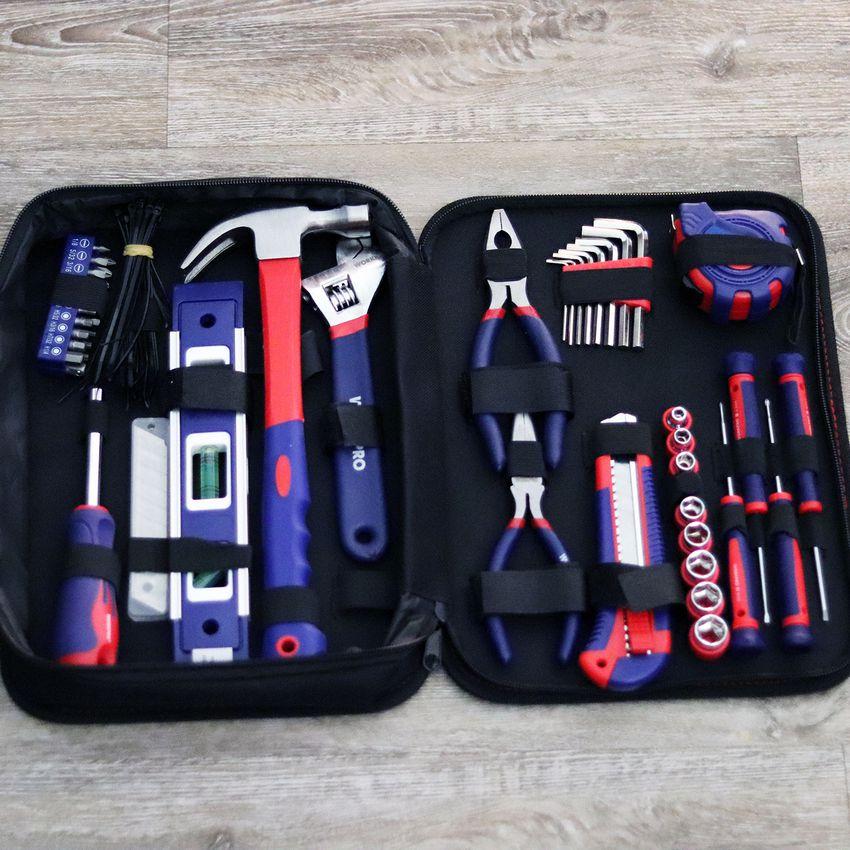 WorkPro 100-Piece Kitchen Drawer Tool Kit