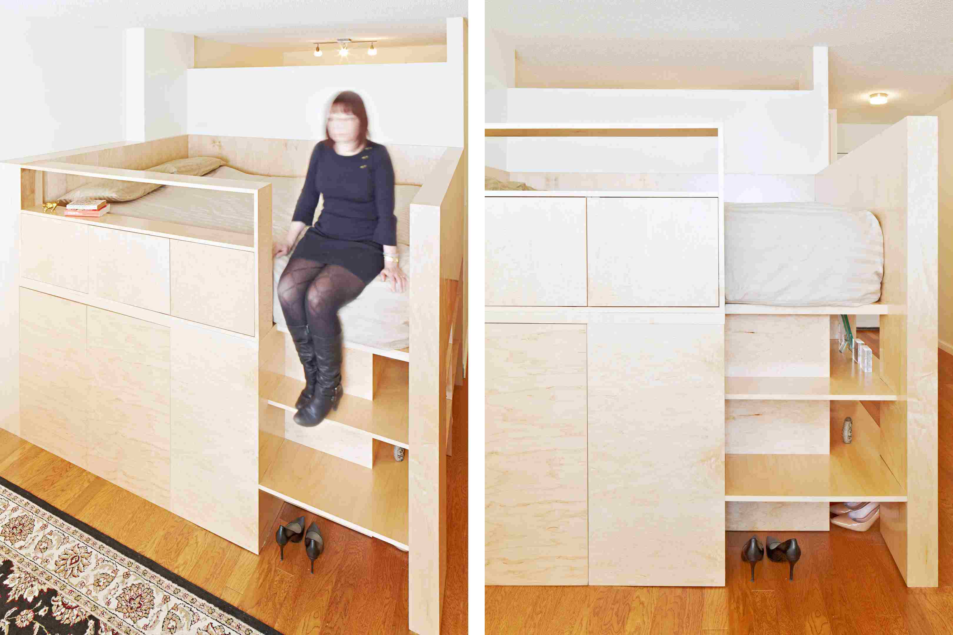 5 Seriously Stylish Loft Beds For Adults