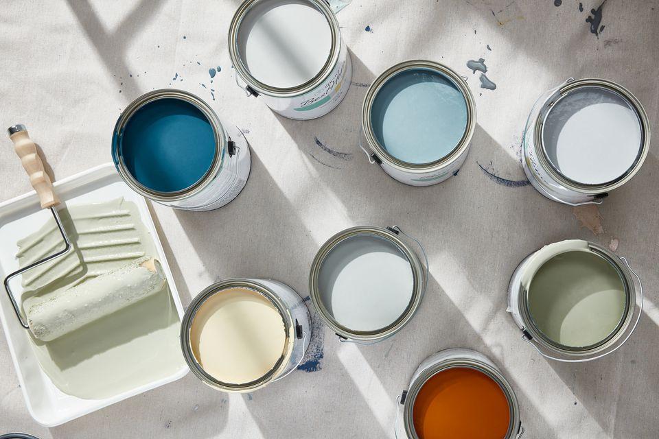 Los mejores colores de pintura interior
