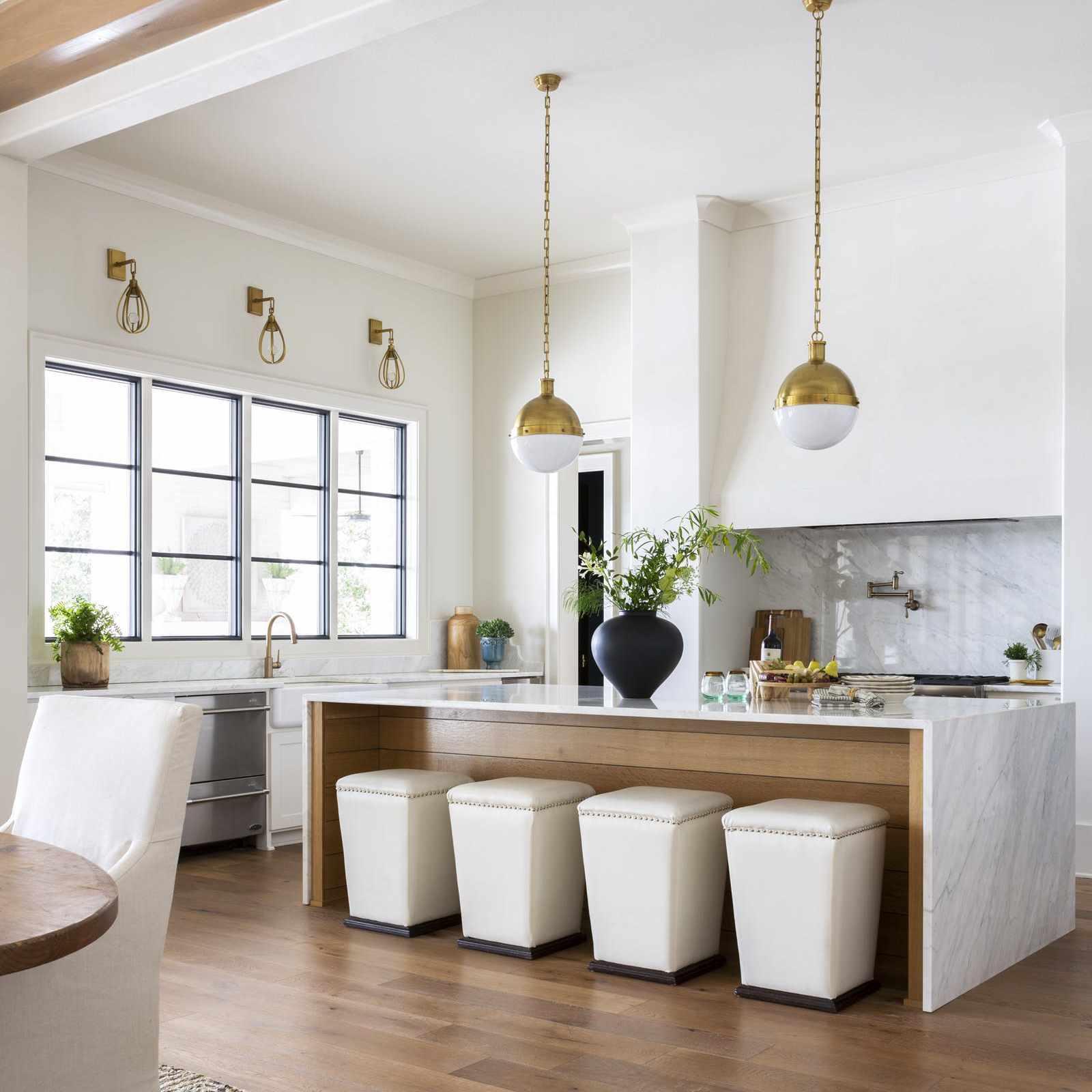Waterfall Kitchen Countertops