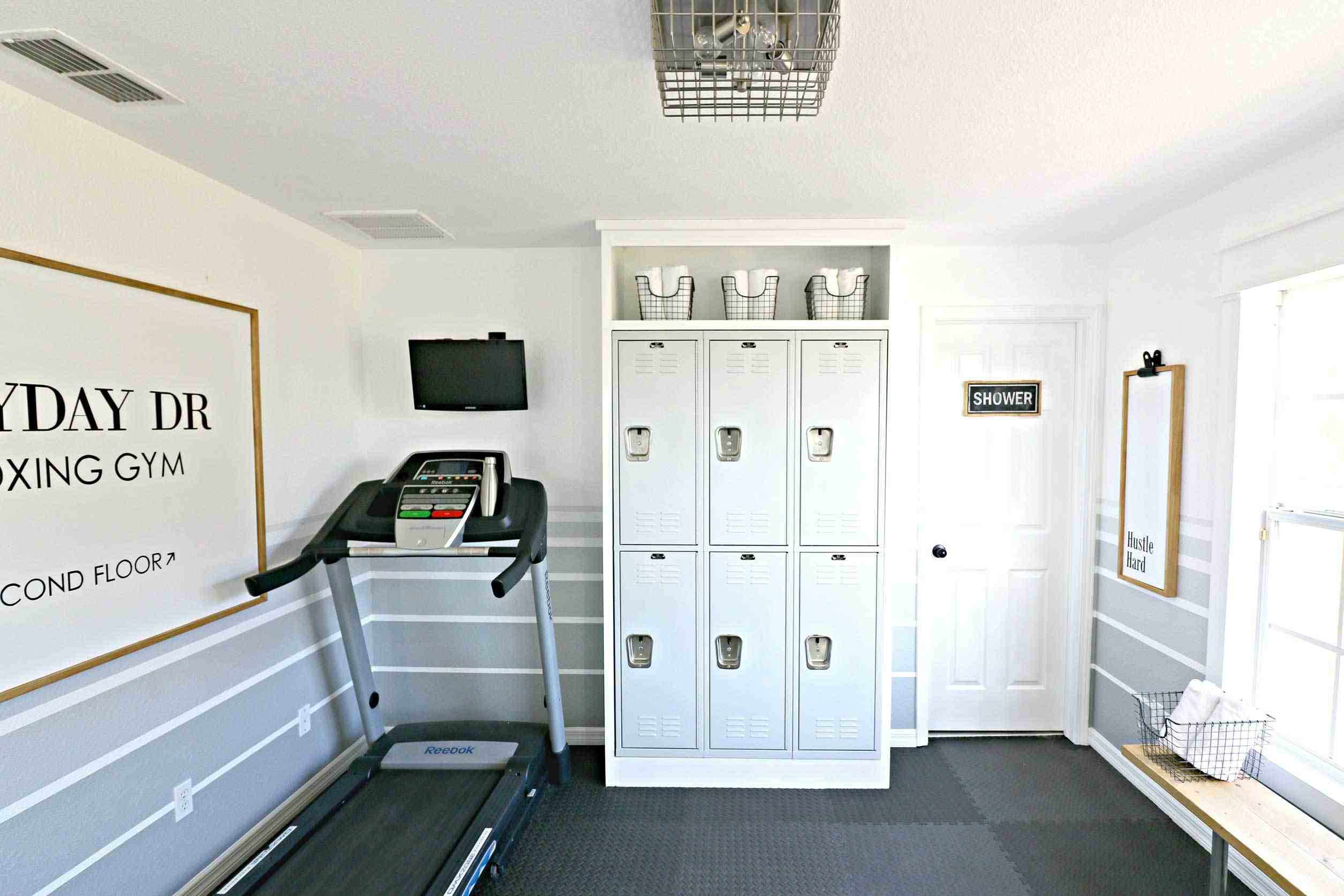 28 Creative Home Gym Ideas