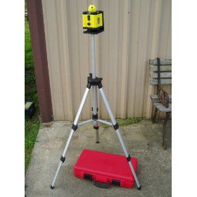 Rotary Laser Level - Basics and Buyer's Guide