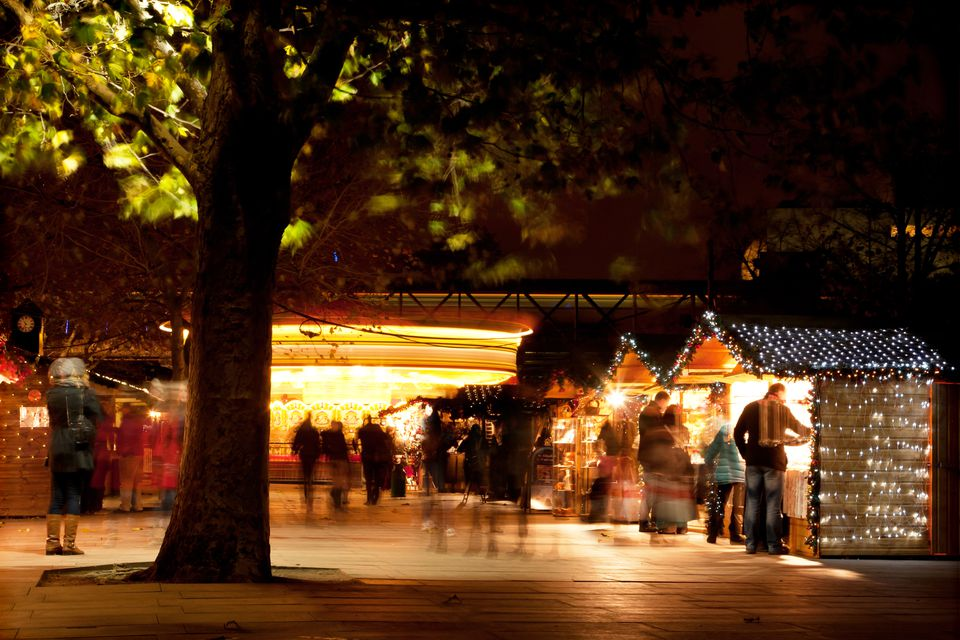 Southbank Centre Winter Market, Londres
