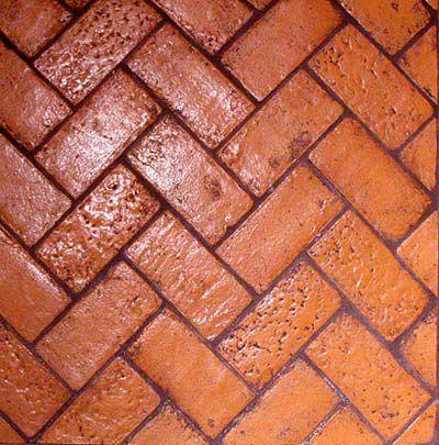 Six Great Tile Patterns For Your Floors Custom Brick Pattern Tile